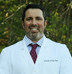 Dr. Nicholas K. Roy